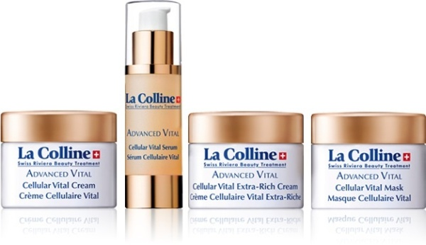 Face and Body Lounge - La Colline producten