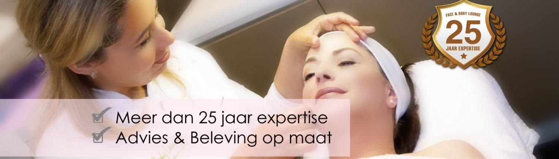 Face & Body Lounge | 25 jaar expertise | Advies & Beleving op maat