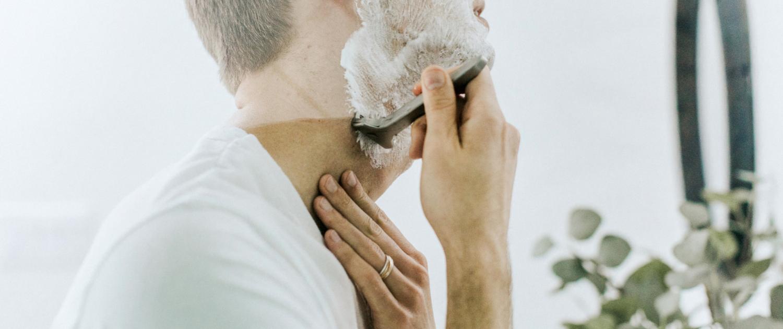 Gevoelige huid door scheren - Face & Body lounge