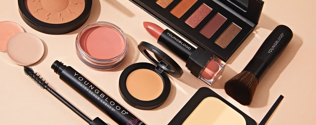Youngblood cosmetics - Face & Body Lounge